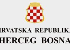 Bez Herceg Bosne ne bi bilo ni Bosne i Hercegovine